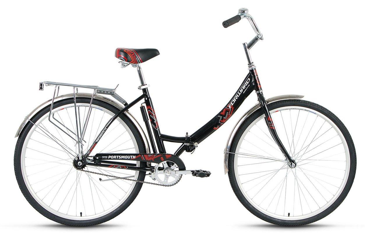 Складной велосипед 28 дюймов