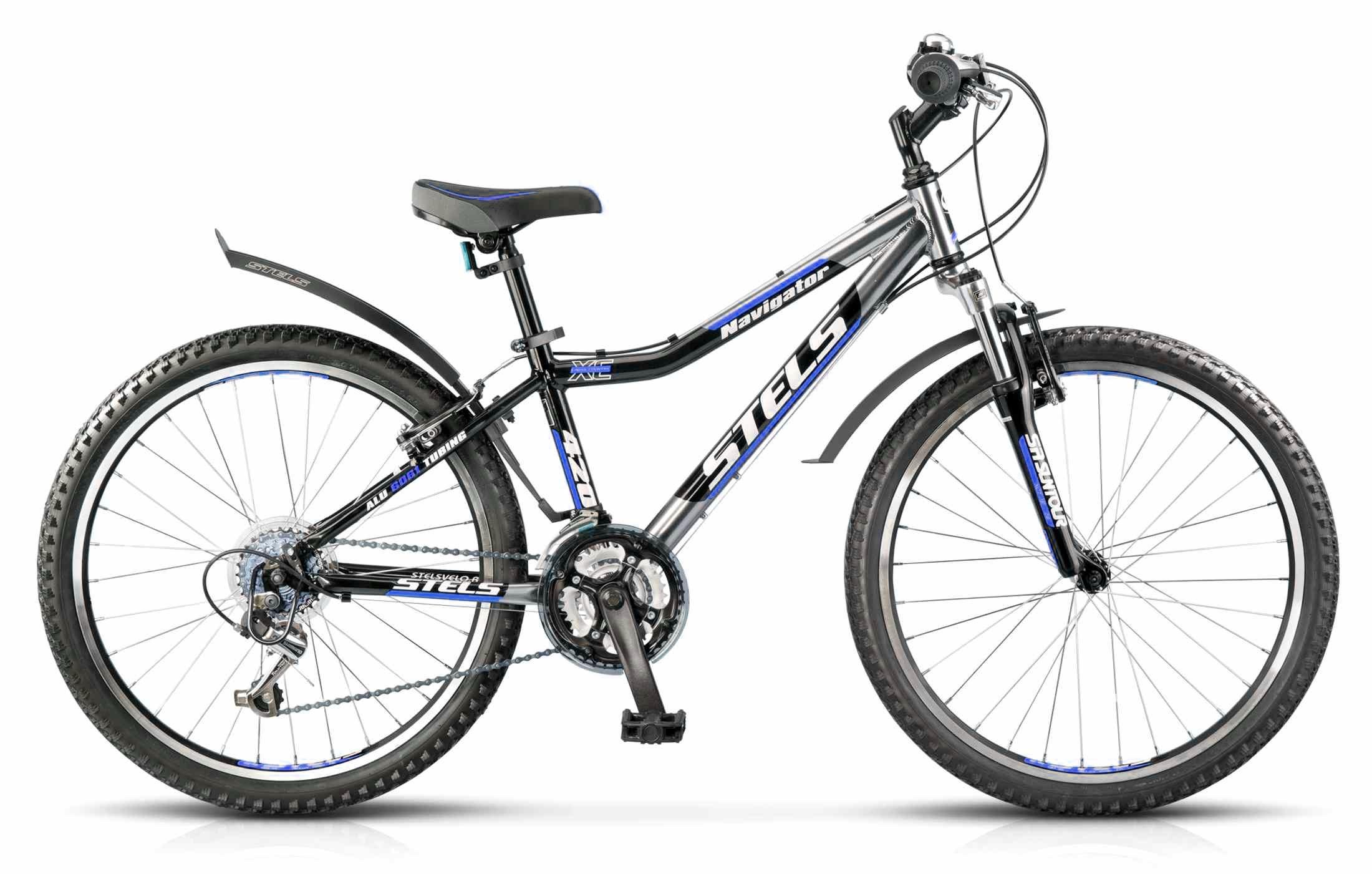 Велосипед Stels Navigator 420 синий