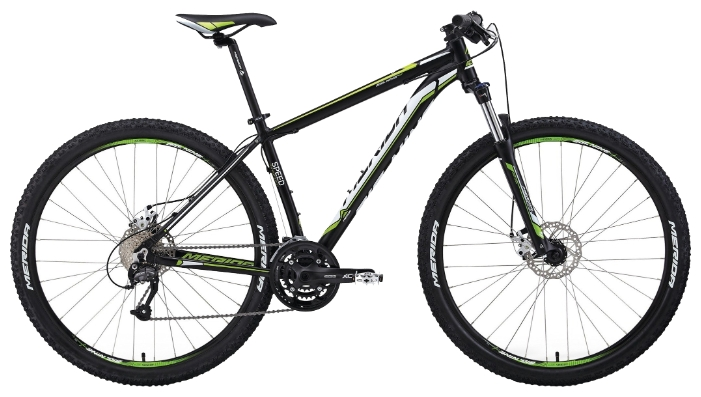 Merida Big.Nine 40-MD Hybrid Bike