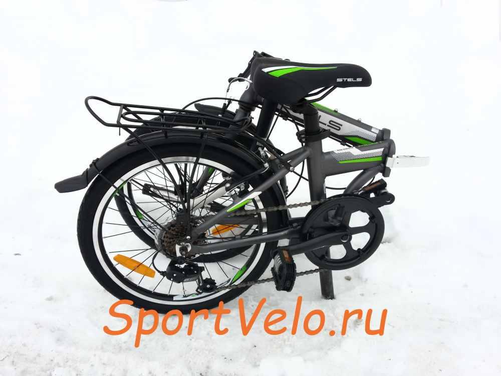 Складной велосипед Стелс Пилот 630