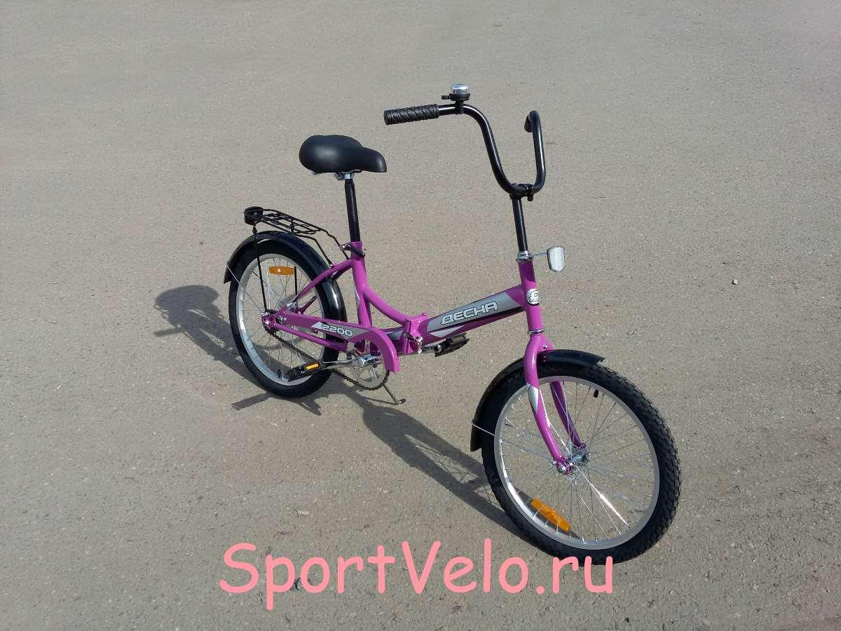 Складной велосипед Десна 2200