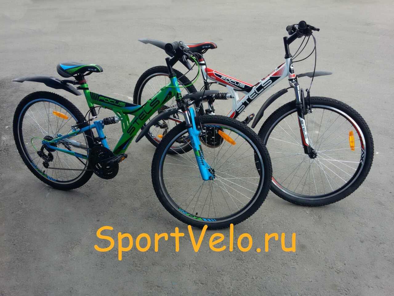 Велосипед Stels Focus 18 21