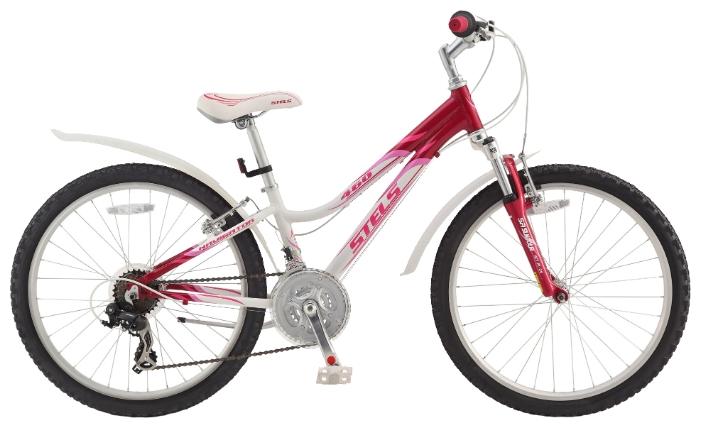 Розовый велосипед для девушек