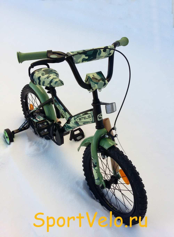 Велосипед Стелс Пилот 150