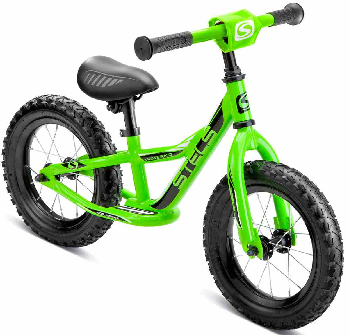 Stels Powerkid 12 green