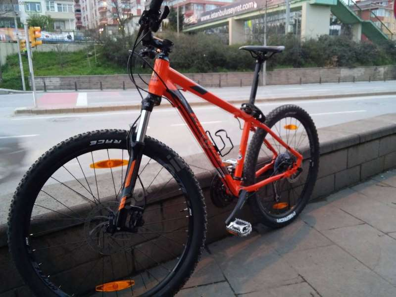 Merida Matts 6.100 Orange
